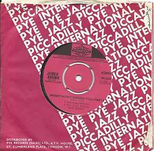 James Brown:Money won't change you Part 1 and 2:UK Pye Int:Northern Soul