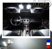 MERCEDES Classe C W203 PACK 6 Ampoules LED Blanc Plafonnier 180 200 220 240 270