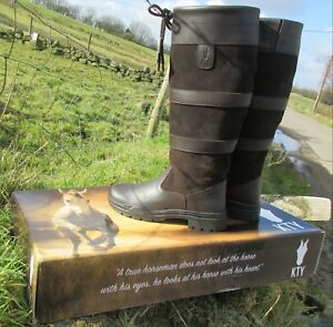 Equestrian Country/Riding Boots Long