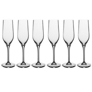 6pk-Stolzle-Eclipse-6-25oz-Glass-Set-German-Crystal-Glasses-Champagne-Flutes