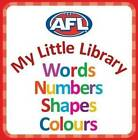 AFL - My Little Library by Penguin Books Australia (Board book, 2013)