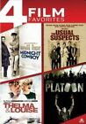 Midnight Cowboy Usual Suspects Thelma & Louise DVD