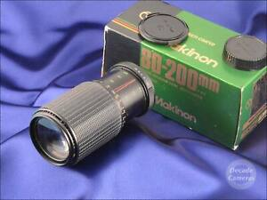 Yashica-Contax-Mount-Makinon-Macro-80-200mm-f4-5-Zoom-inc-Original-Box-9332