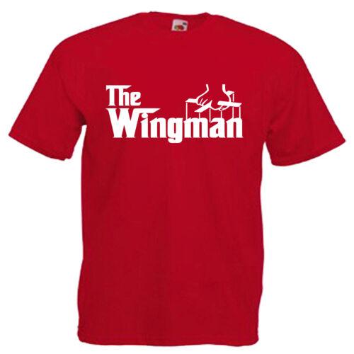 WINGMAN Children/'s Kids T Shirt