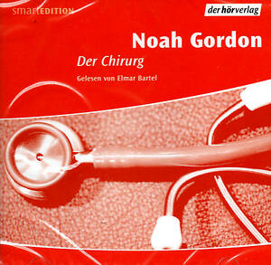 Der-Chirurg-Noah-Gordon-CD-NEU-OVP-B-WARE