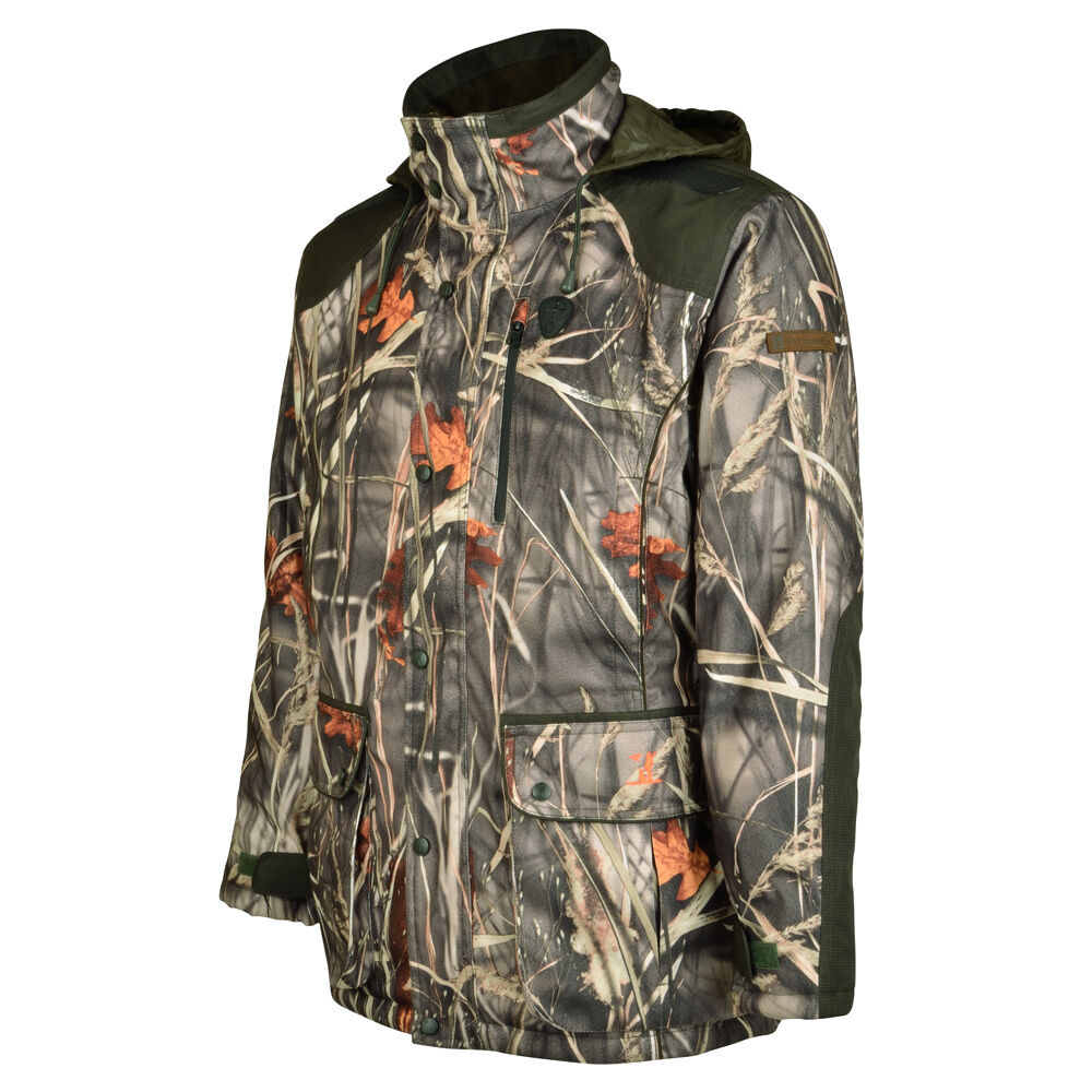 Percussion brocard skintane optimum veste marécages Ghost Camouflage - Hunt