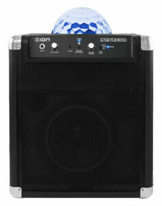 Ion Audio MAIN-80512ION Audio Party Rocker PlusRechargeable Speaker with /&