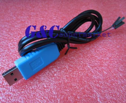 10PCS PL2303TA USB TTL to RS232 Converter Cable module win XP//VISTA//7//8//8.1