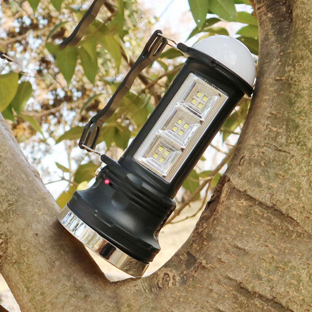 Multifonctionnel Super Luminosité Haute torche Puissance Solaire Chargeur torche Haute Light Sl 79478e