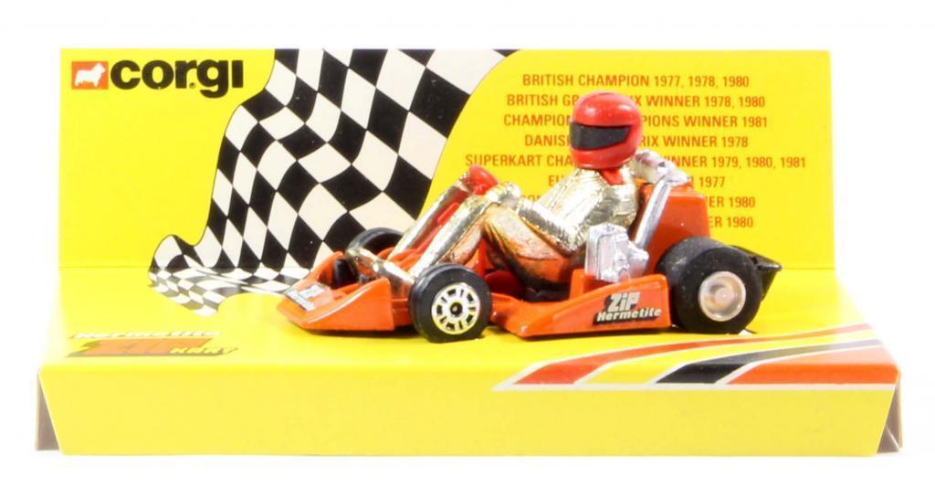 Corgi Toys Friction Powered Hermetite Zip Kart