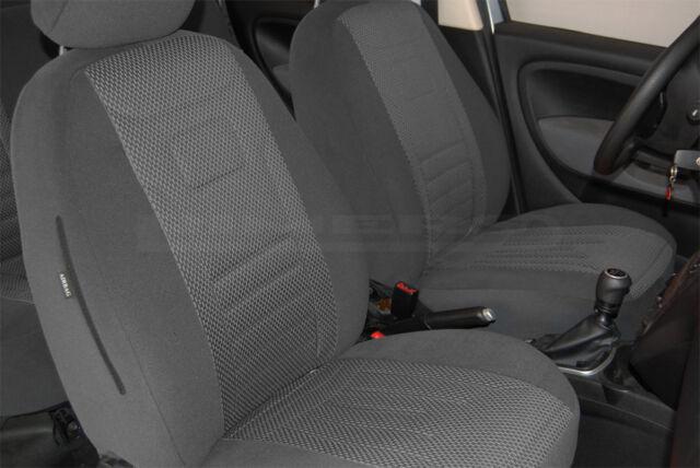Peugeot 206 maßgefertigte Sitzbezüge in RIMERSSTRIPES Schonbezug