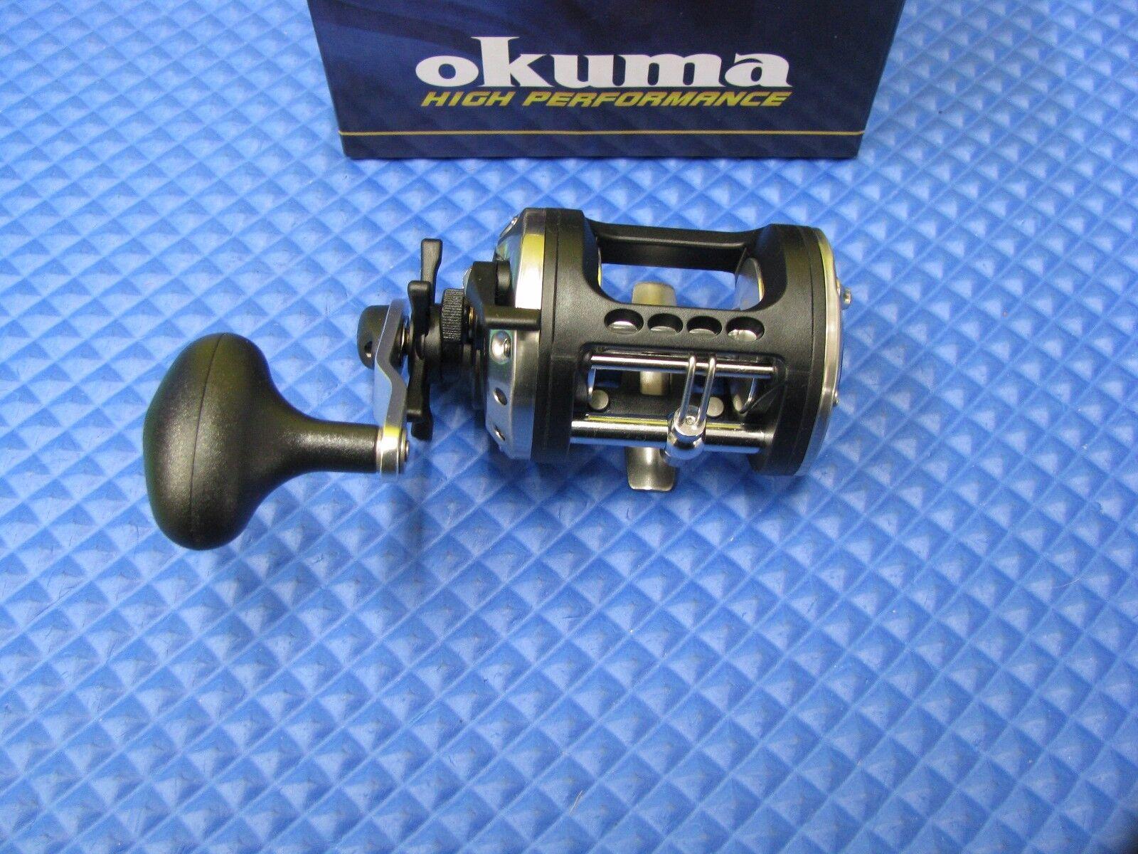 OKUMA PRO HP CLASSIC PRO OKUMA XP LEVELWIND TROLLING REEL 2 BRGS XP-202La 8a369c
