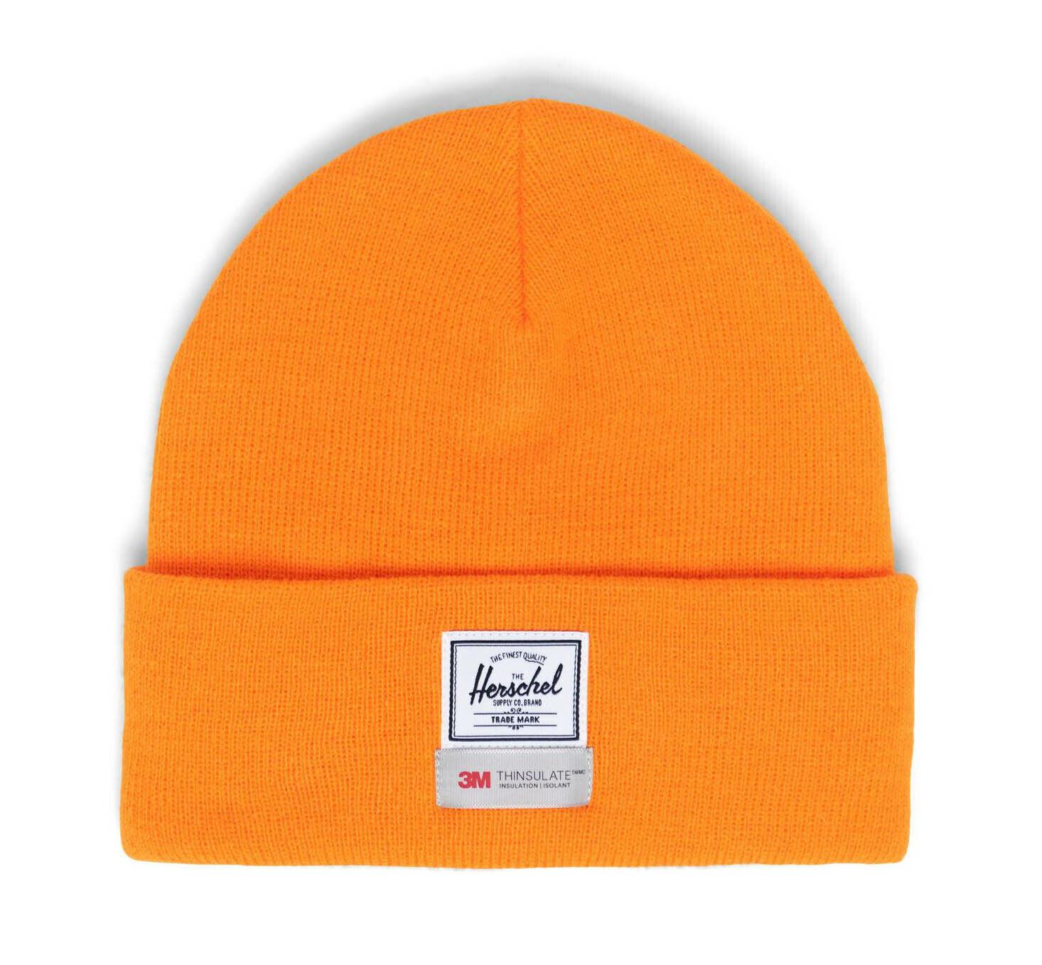 Herschel Thinsulate Elmer Beanie Mütze Accessoire Safety Orange