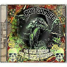 ROB ZOMBIE - Lunar Injection Kool Aid Eclipse Conspiracy CD **NEW SEALED***