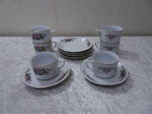 6X-China-Porcelana-Taza-Ut-Crisantemo