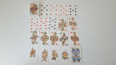 """Spielkarten /""""Suvenirnie/"""" 1992 ORIGINAL Russische"""