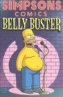 Simpsons Comics Belly Buster by Matt Groening (Paperback, 2004)
