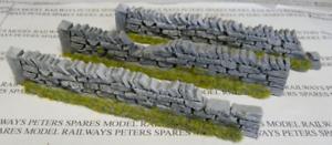 2019 Nouveau Style Javis Pw1dam Premier Damaged Roadside Dry Stone Walling - Grey Oo Gauge Ture 100% Garantie