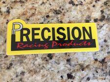 PRECISION RACING DECAL STICKER EMBLEM TRX450R KFX400 LTR450 YFZ450 RAPTOR 700R