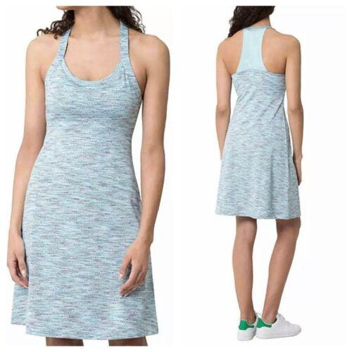 MPG Women Large Teal Travel Dress Active workout Dress