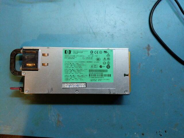 HP 578322-B21 579229-001  DPS-1200FB-1 1200W Power Supply