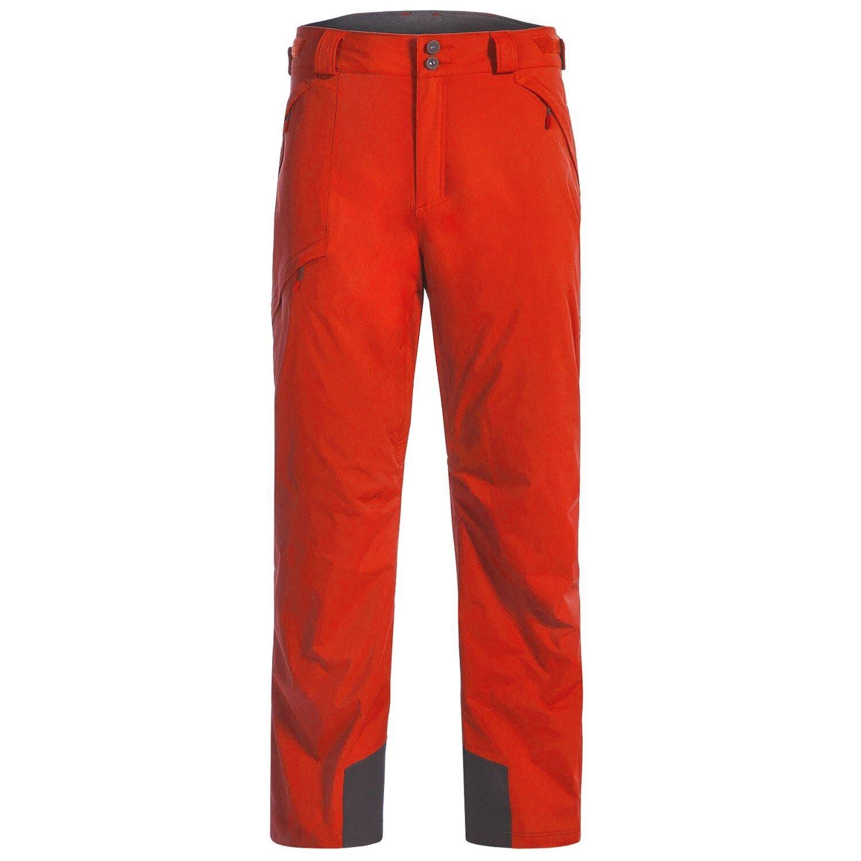 Men's Mountain Hardwear Returnia DryQ Core Insulated Ski Snowboard Pants Red 2XL