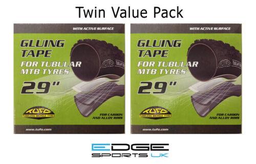 """Twin Value Pack Tufo MTB 29/""""er Gluing Tape"""