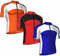 New mens cycling jersey half sleeve Biking Top Cycle racing by herainternational