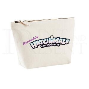 Personalised Hatchimals Storage Case Bag- Medium-  (19cm x 18cm  x 9cm)