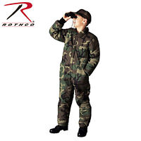 Rothco 7013 Kids Insulated Coverall - Woodland Camouflage