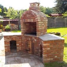 1 St Brick Outdoor Kitchen Bread Baking Oven Bricks Screen Brick Walls