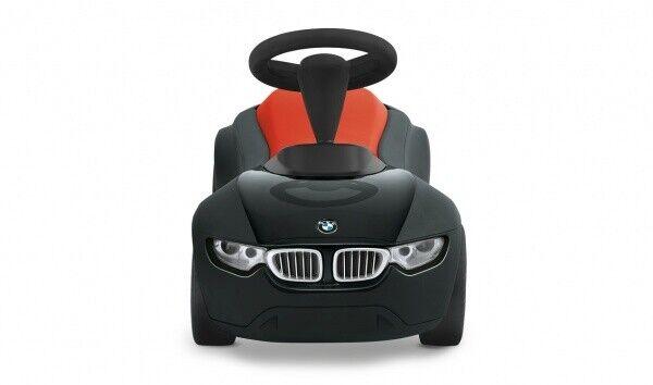BMW Baby Racer III schwarz   Orange - Rutschauto
