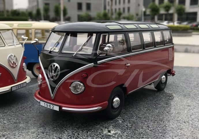 KK 1 18 VW T1 Samba 1962 Bus Die Cast Model Special Price