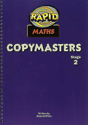 1 of 1 - Rapid Maths: Stage 2 Pcm'S, Very Good Condition Book, , ISBN 9780435912468