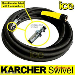 Pressure Washer 15 Metre M22F 1 Wire Heavy Duty Hose Karcher Compatible
