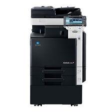 Konica Minolta Bizhub C220 A3 Color Laser Copier Printer Scanner Mfp 22 Ppm C360