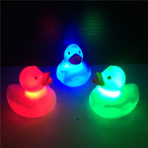 Lovely Animal Duck Shape Party LED Night Lights Kid/'s Bedroom Decoration