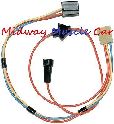 Heater Control Wiring Harness Chevy GMC 69-72 pickup truck blazer suburban  jimmy | eBayeBay