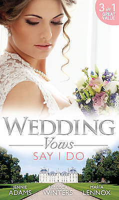 """AS NEW"" Wedding Vows: Say I Do: Matrimony with His Majesty / Invitation to the"