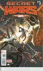 Secret Wars #4 Starlin Variant Marvel Comic 1st Print 2015 NM