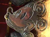 Disney Parks Classic Kitchen Mickey Mouse Metal Trivet Hot Pad