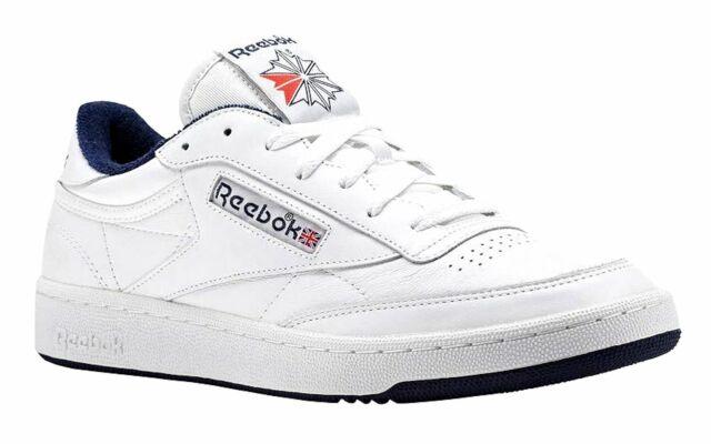reebok club c 85 navy gum
