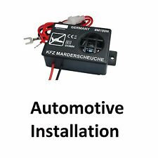 ULTRASONIC VERMIN REPELLER MODULE FOR MOTOR VEHICLES (M100N)