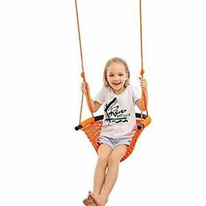 Uquer Swing Seat For Kids Heavy Duty Rope Play Secure Children Swing Set Ebay