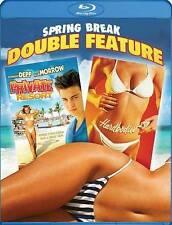 Spring Break Double Feature: Private Resort/Hardbodies (Blu-ray Disc, 2016)