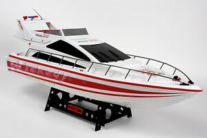 Huge-RC-Heng-Long-Radio-Telecommande-Twin-Motor-Atlantique-Yacht-Speed-sail-boat