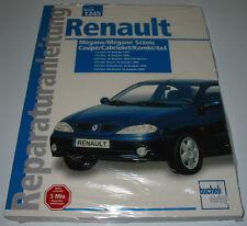 Reparaturanleitung Renault Megane / Megane Scenic Coupe Cabrio Combi 4x4 NEU!