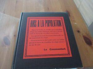 Details Sur Les Francais Sous L Occupation Collection Le Meilleur Livre De Luxe Numerote