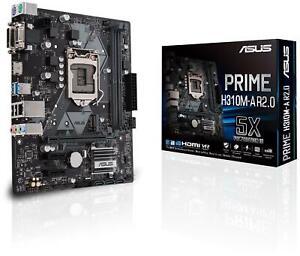ASUS-Prime-H310M-A-R2-0-Motherboard-Intel-Socket-1151-Intel-H310-Chipset