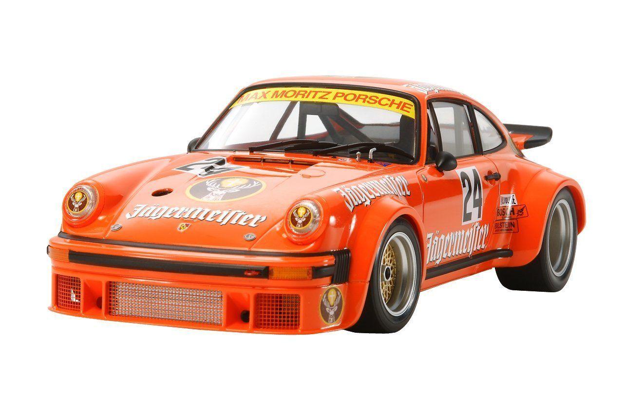 1/24 Auto Sportiva Serie No.328 Porsche Rsr Turbo 934 Jägermeister 24328